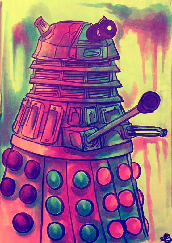 Seventies Dalek