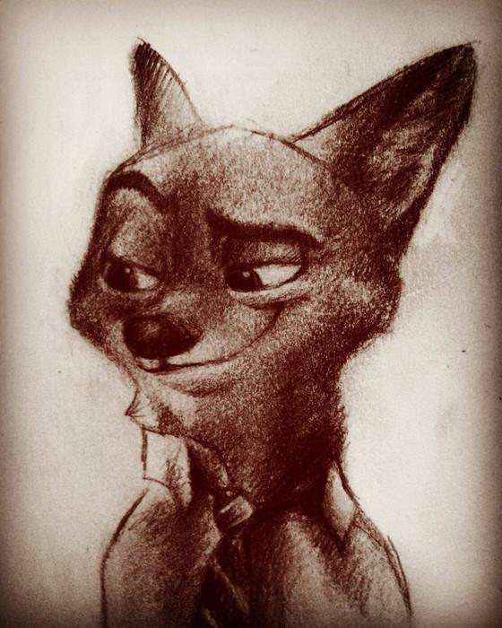Nick Pencil Realism