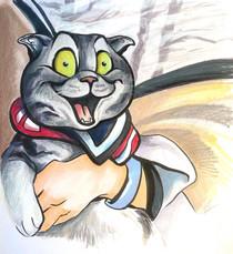 Lis Smith's Cat
