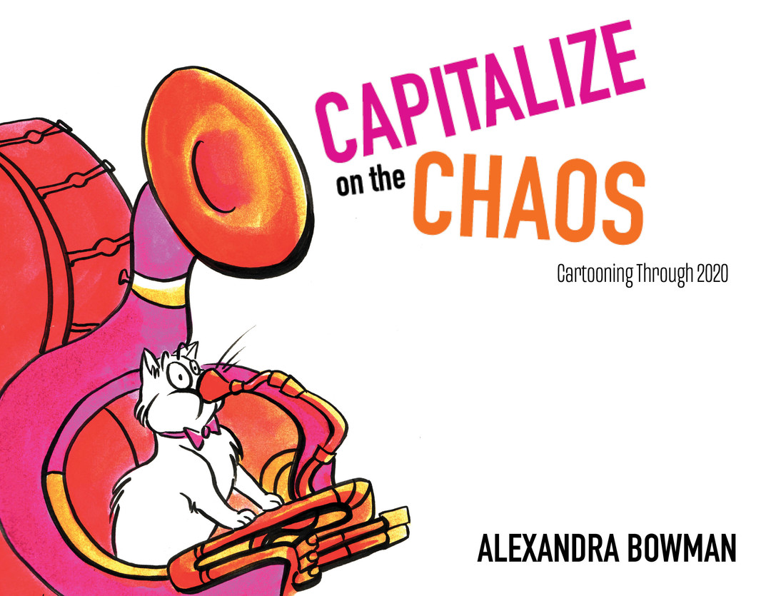 Capitalize on the Chaos: Cover