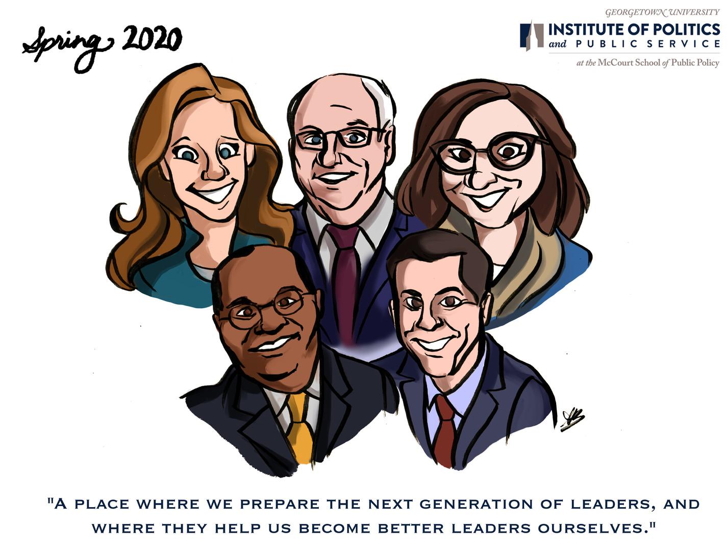 GU Politics Spring 2020 Fellows