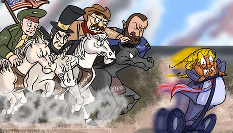 Horses n' Heroes w/ Segway