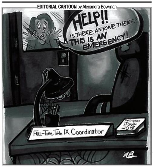Title IX Coordinator