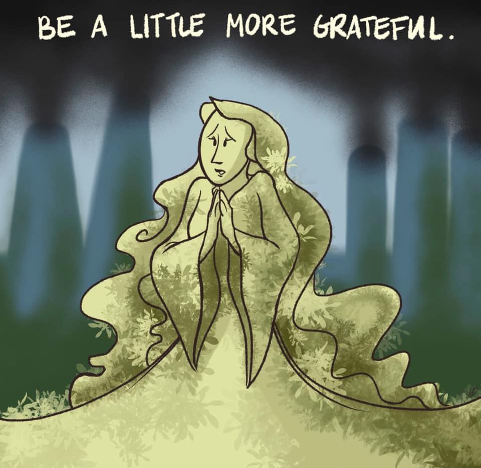 Be A Little More Grateful