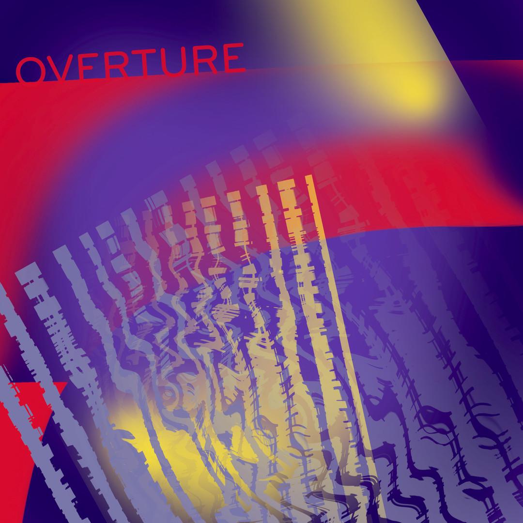 Overture: Album Cover Design Rough #1