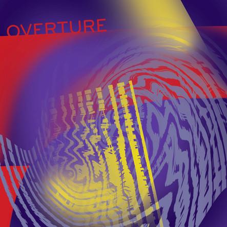 Overture: Album Cover Design Rough #2