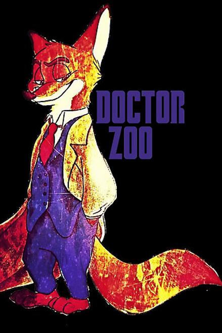 """DOCTOR ZOO"" 4"" x 6"" PRINT"