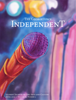 April 2019 The Georgetown Independent Front Cover