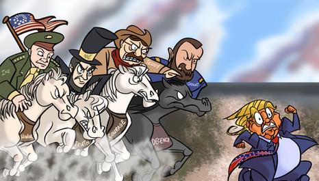 Horses n' Heroes