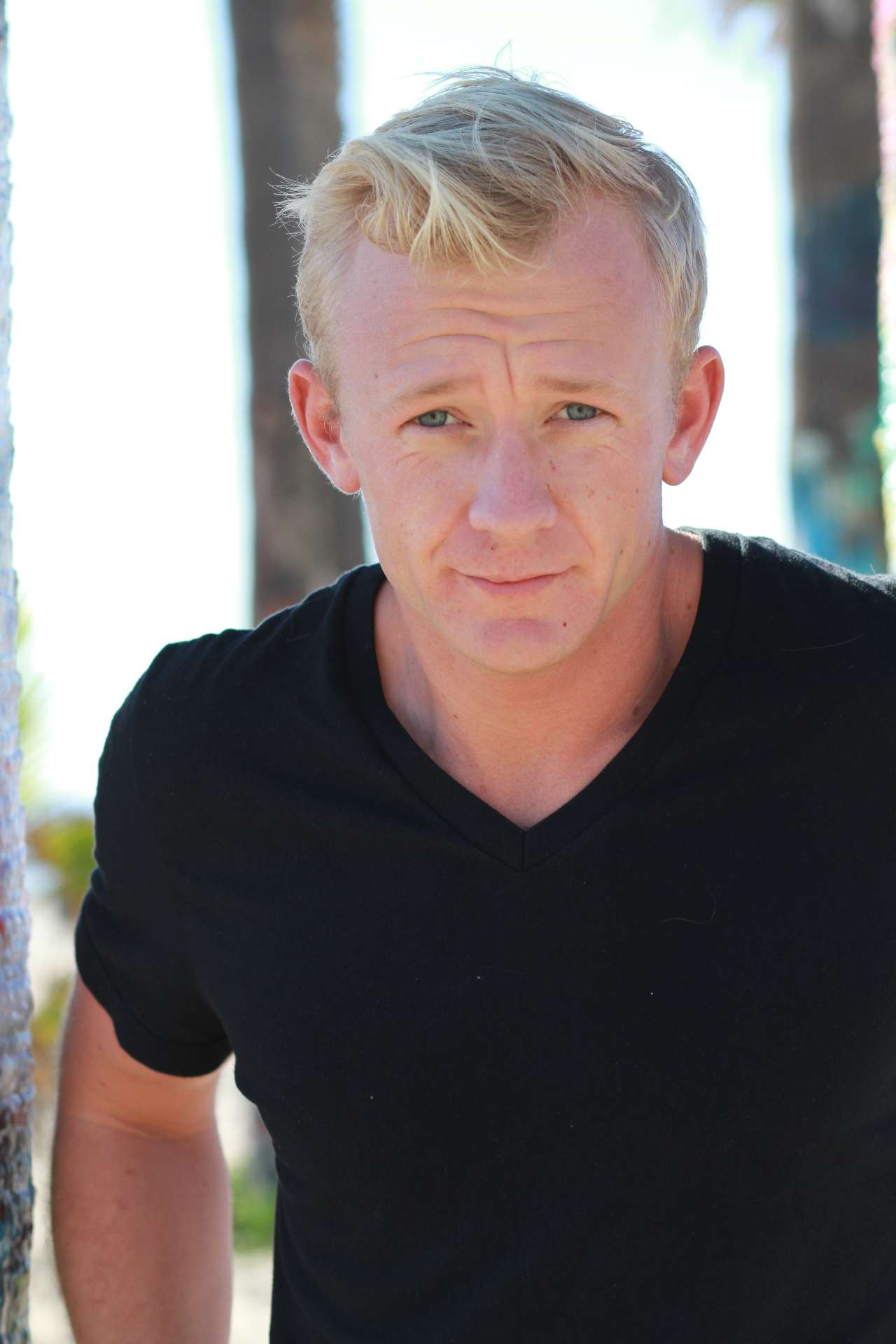 Headshot in Venice, California
