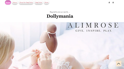 Dollymania by JB Cloud Web Design