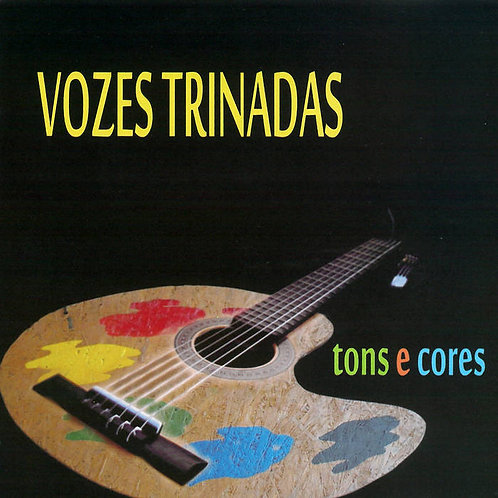 Vozes Trinadas - tons e cores