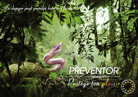 Protège ton plaisir - Preventor®