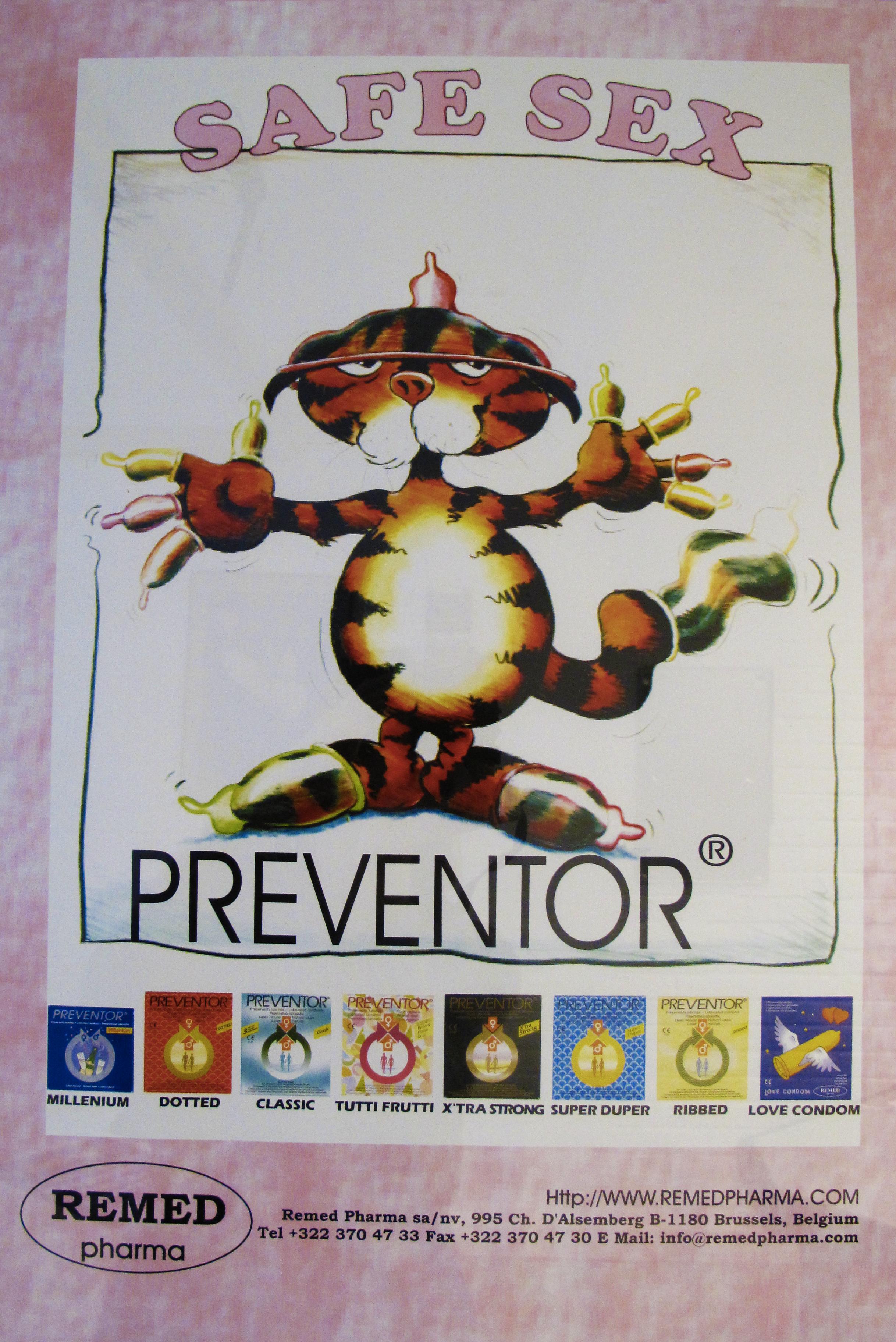 Preventor® - archives