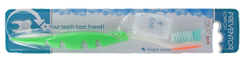 Preventor Oral Care Comfort, a high-quality toothbrush for optimal brushing.