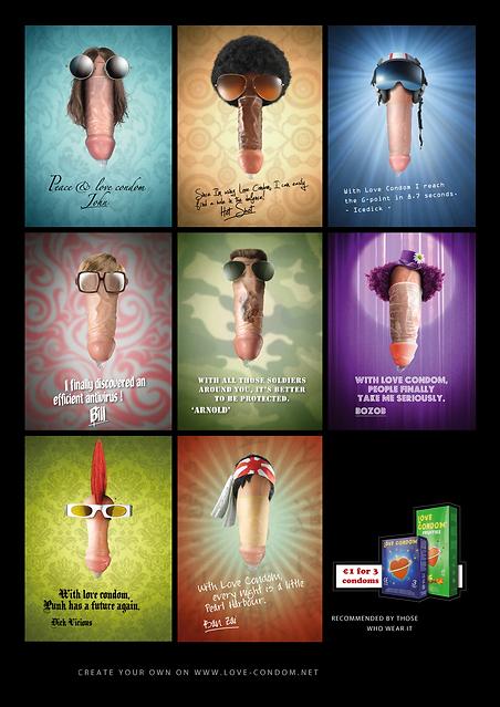 Big noses - Love Condom®