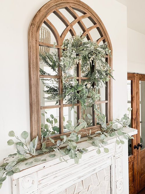 Fresh Air Farm Wreath
