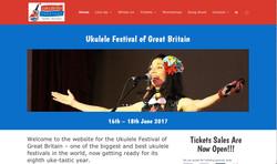 UKULELE FEST OF GREAT BRITAIN 2016
