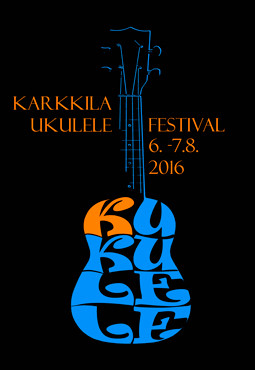 JANE FOR TEA IN FINLAND AT KUKULELE FESTIVAL 2016