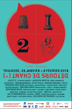 FESTIVAL DETOURS DE CHANT 2014