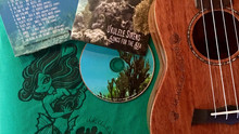 "SORTIE DE L'ALBUM DES UKULELE SIRENS ""SONGS FOR THE SEA"" !"