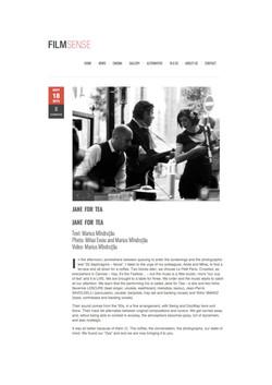 FILM SENSE FIF CANNES 2013