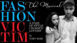 JANE FOR TEA AND THE FASHION VICTIM - THE MUSICAL IN LONDON JUNE 23th