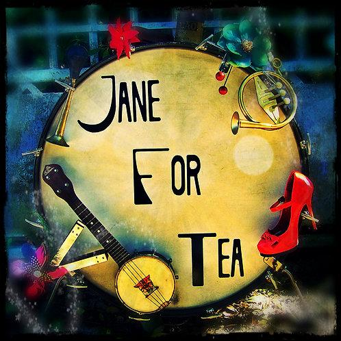 1er EP JANE FOR TEA