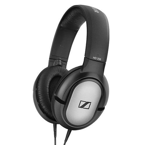 Sennheiser HD206 Headphone Black