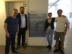 Agreement Workshop in Frankfurt