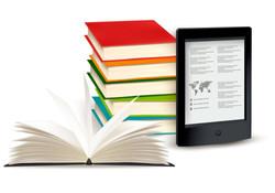 bigstock-Stack-of-books-with-e-book-rea-