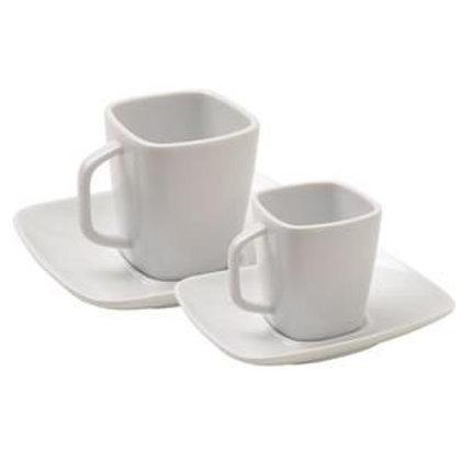 Tasse & Sous-tasse à café