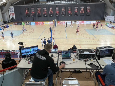 Retransmission en live des compétitions sportives