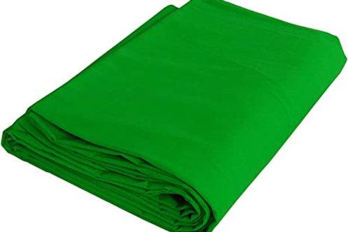 Toile fond vert