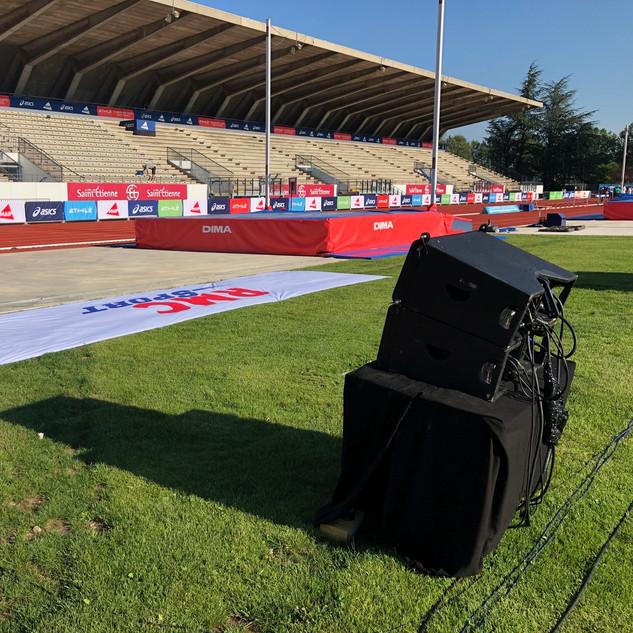 Championnat de France élite d'athlétisme 2019 à Saint-Etienne 2018