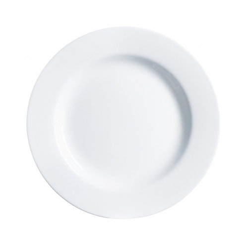 Assiette classique