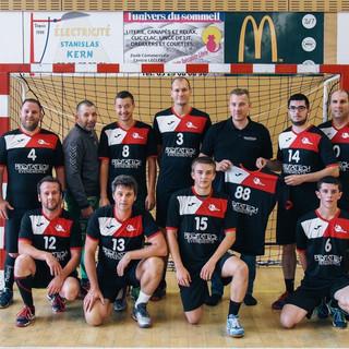 Club de Handball Contrexéville 2018