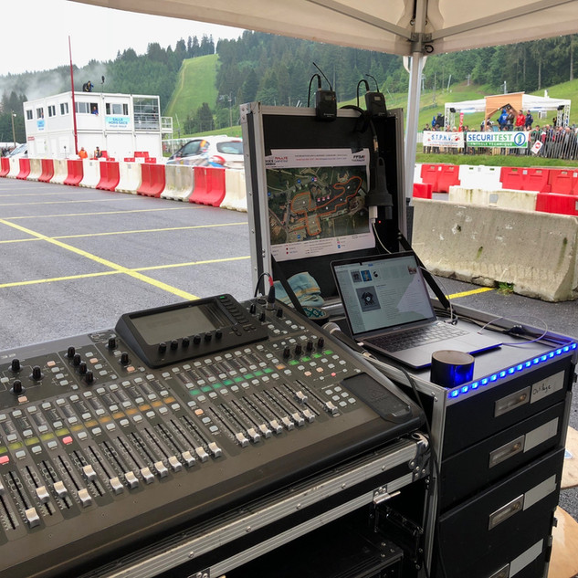 Rallye Vosges Grand-Est 2018