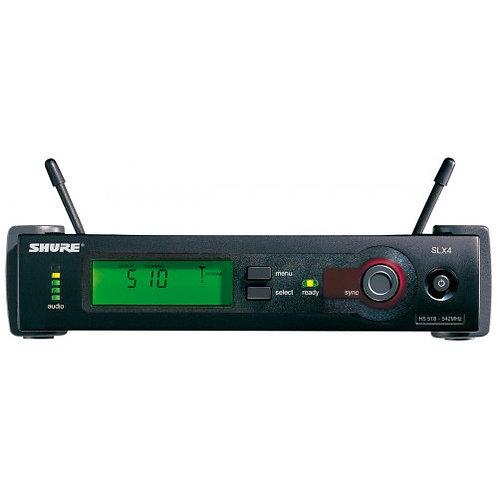 Système Micro Shure SLX-P4