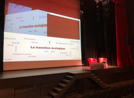 Captation audiovisuelle du Grand débat de Saint-Dié-des-Vosges