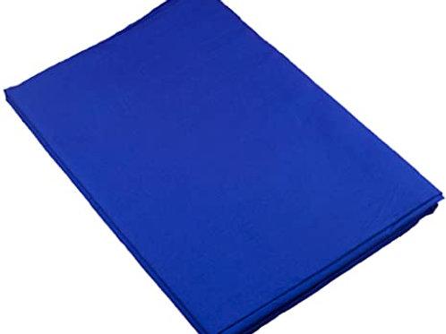 Toile fond bleu