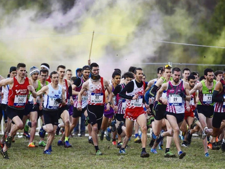Sonorisation des Championnats de France de Cross-Country