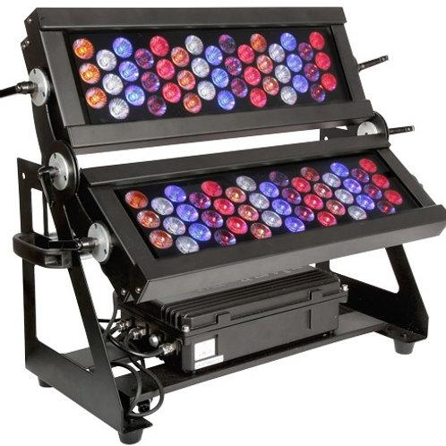City Color 600 RGBWA 90x5W Led