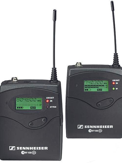 Émetteur - Récepteur Sennheiser EW100 G3