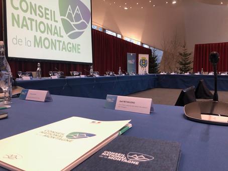 Sonorisation, vidéo et aménagement du Conseil National de la Montagne