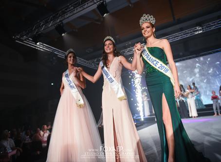 Logistique événementielle de l'élection de Miss Bourgogne 2018