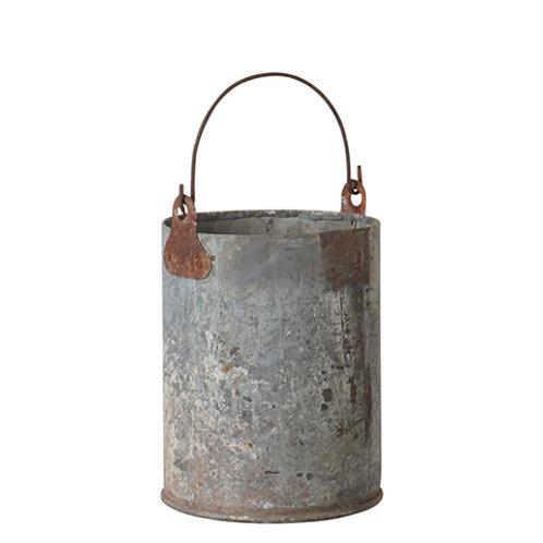 Zink Spann grå/rust