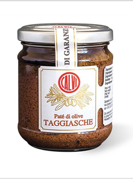 Olivenpate avTaggiasche Oliven130 gr.