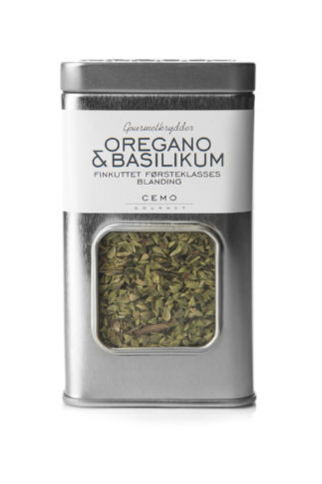 Oregano & Basilikum