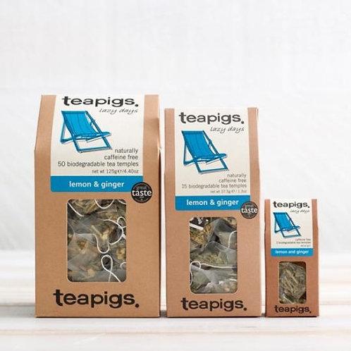 Teapigs - Lemon & Ginger